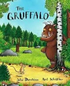 gruffalo picture (Custom)